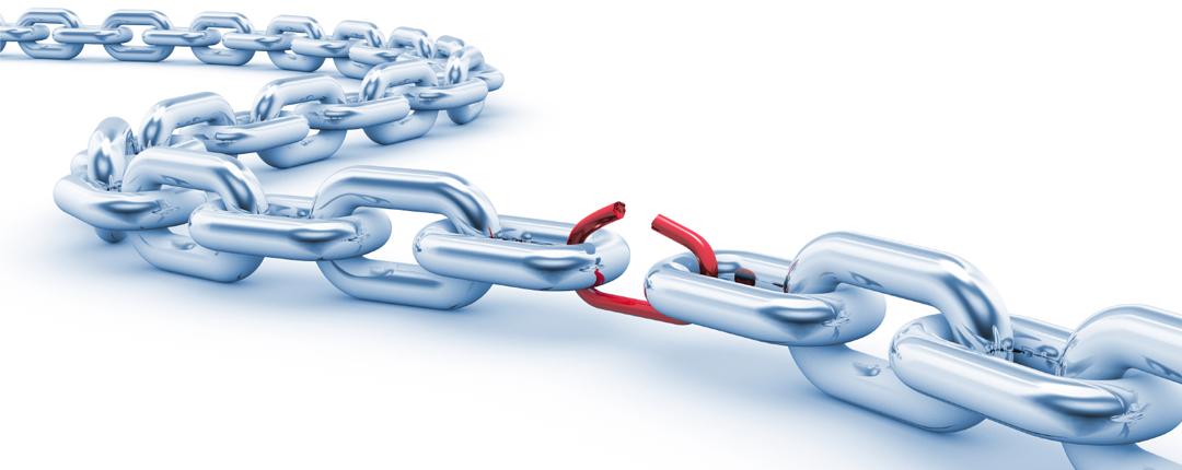 cybersecurity, breaking chain